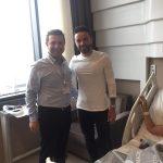 Beşiktaşlı Futbolcu Gökhan Gönül'ün annesine Laparaskopik Parsiyel Nefrektomi Ameliyatı yaptık.